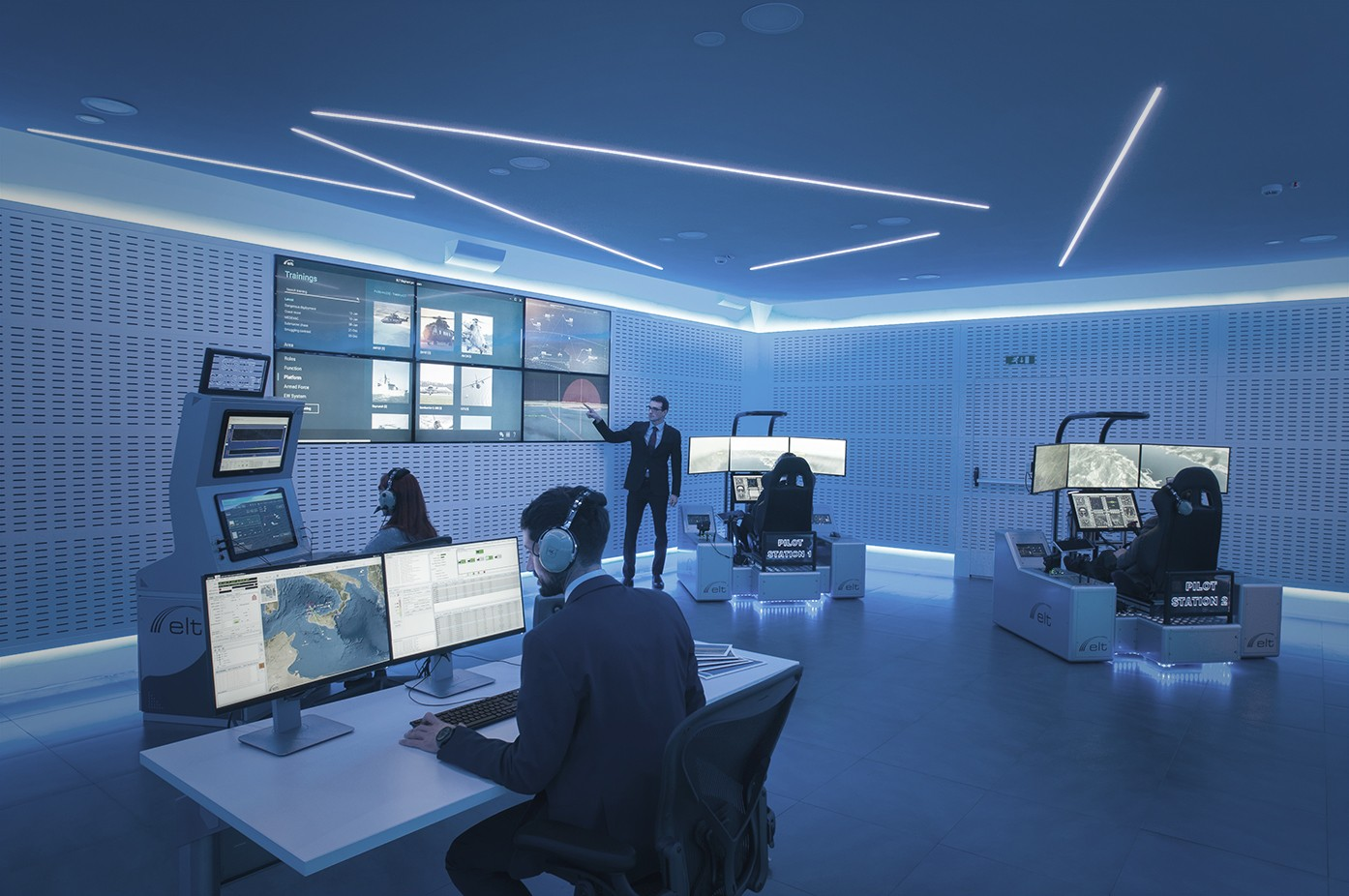 Solutions Successes Vt Mak Atm Simulator Software Engineering Case Study A Leader In The Field Of Electronic Counter Measures Has Teamed With And Antycip Simulation To Develop Warfare Battlelab