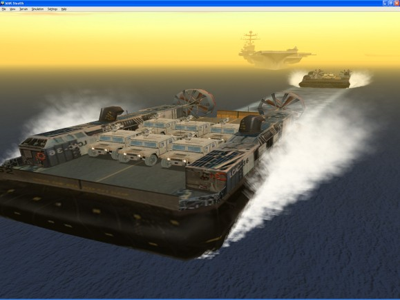 VR-Vantage-Stealth_LCAC-and-carrier