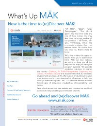 What's up MÄK? vol 13 no  3